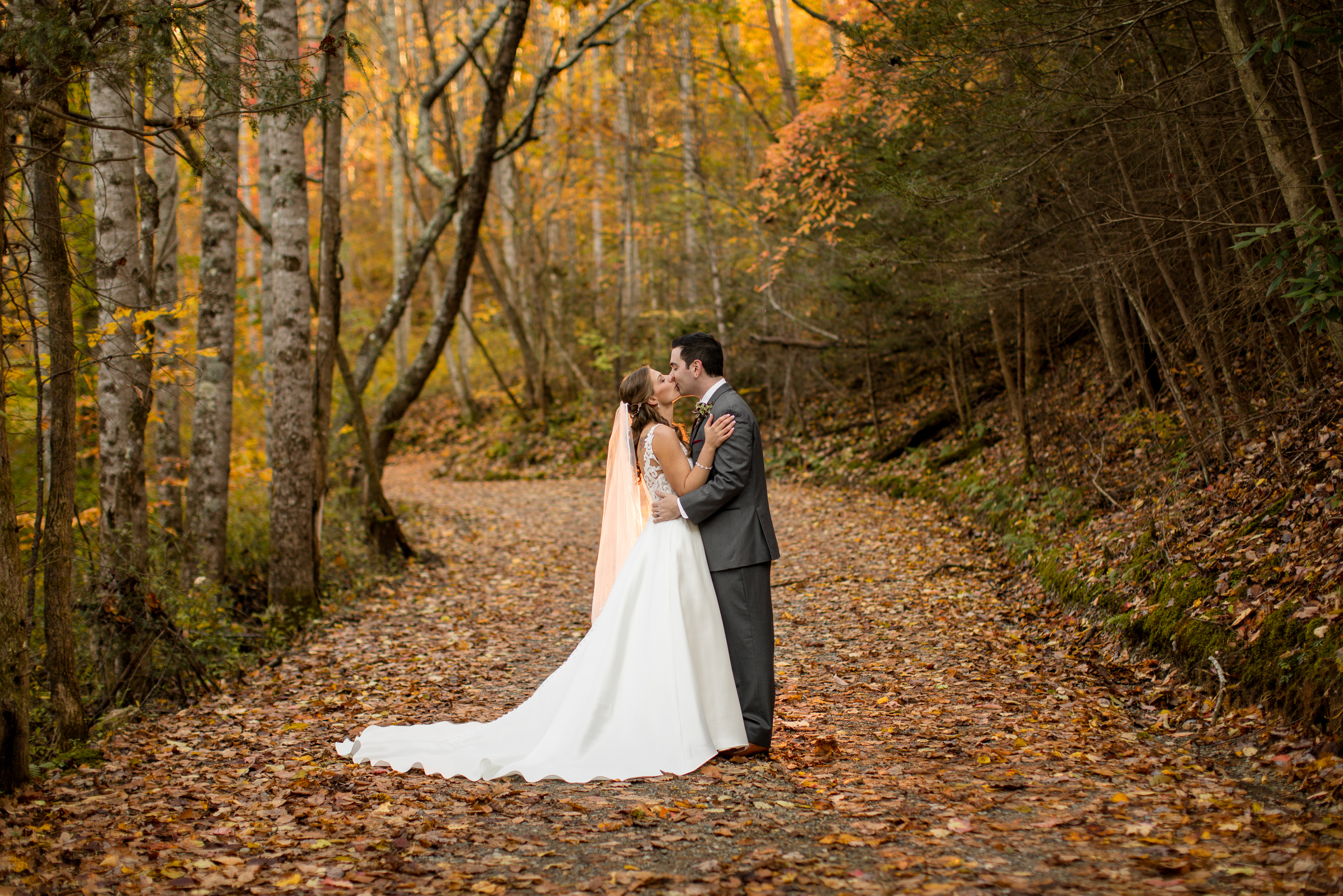 Asheville Fall Weddings