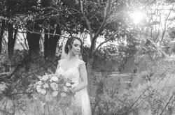 Wedding at McGill Rose Garden