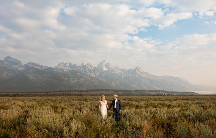 Jackson Hole Wedding