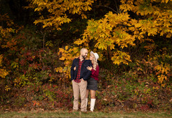 Fall Engagement Blue Ridge Parkwya