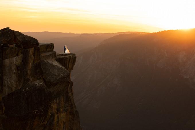 Yosemite Elopement Photographer