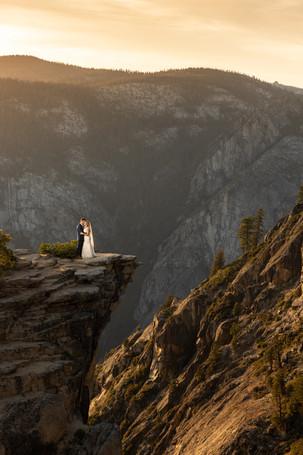 Adventure Elopement Yosemite