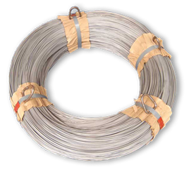 Stainless steel wires spring quality