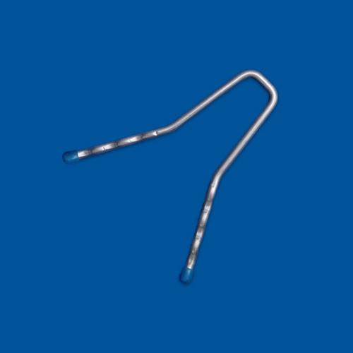 Upognjen žični del, žica iz nerjavečega jekla, različica 11