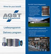 Edelstahldraht Lieferprogramm AGST Draht & Biegetechnik