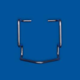 Део савијене жице, жица од нерђајућег челика, варијанта 1