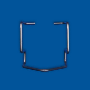 Wire bending part 3D shaped