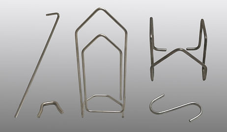 Wire bending parts from manufacturer