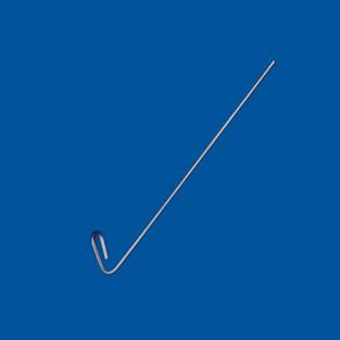 Bøyd tråddel, rustfri ståltråd, variant 14