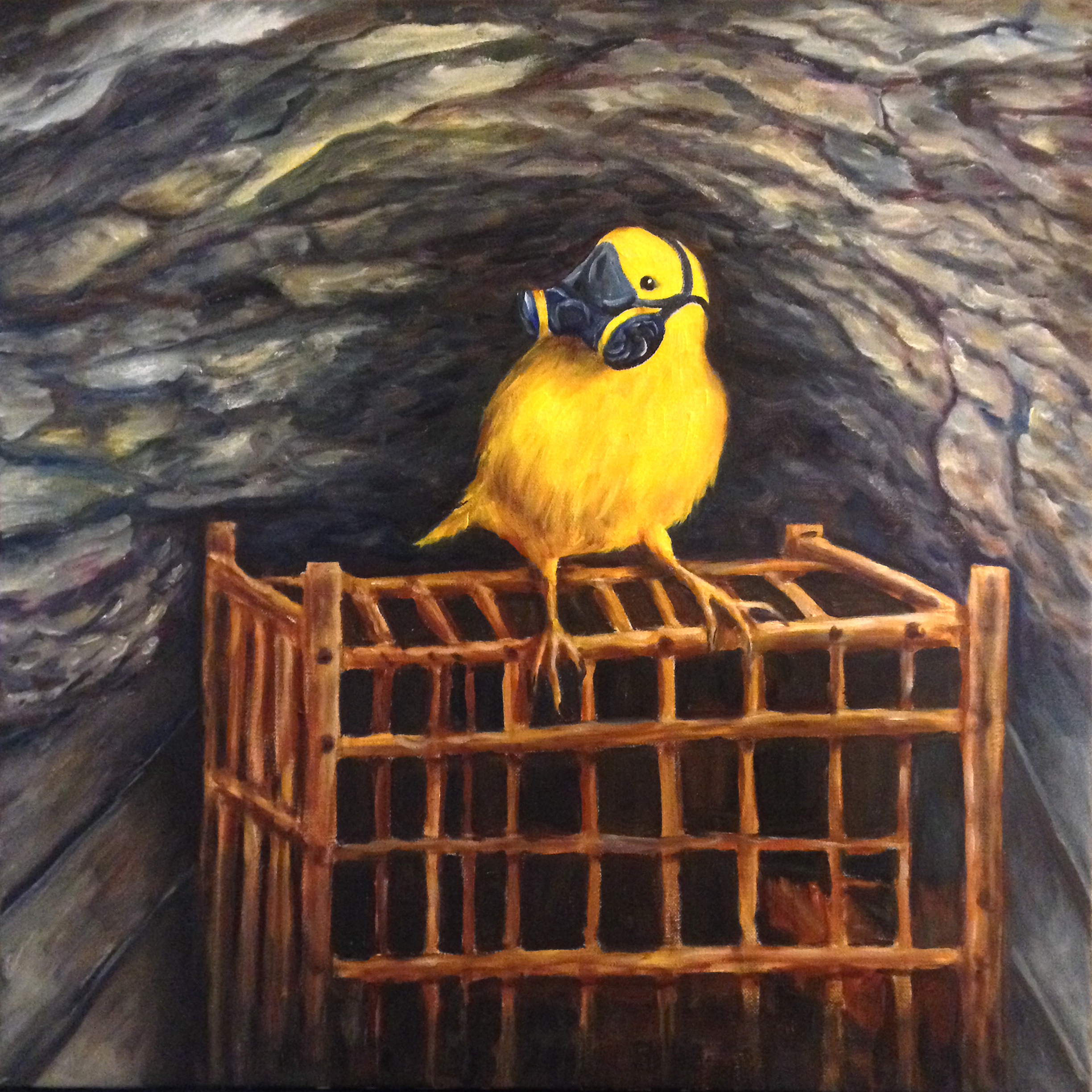 Canary OUT of the Coal MineMar2018