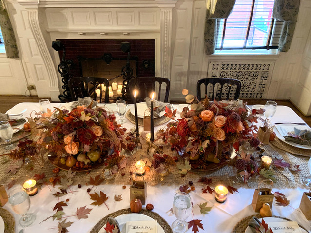 Private Client, Old Tabard Inn, Washington, DC October 2019
