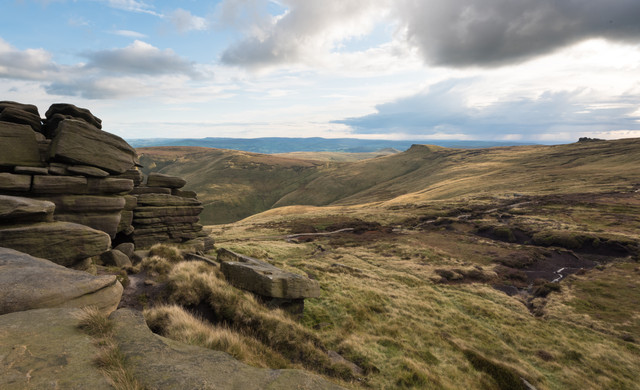 Kinder Scout - Ouch!