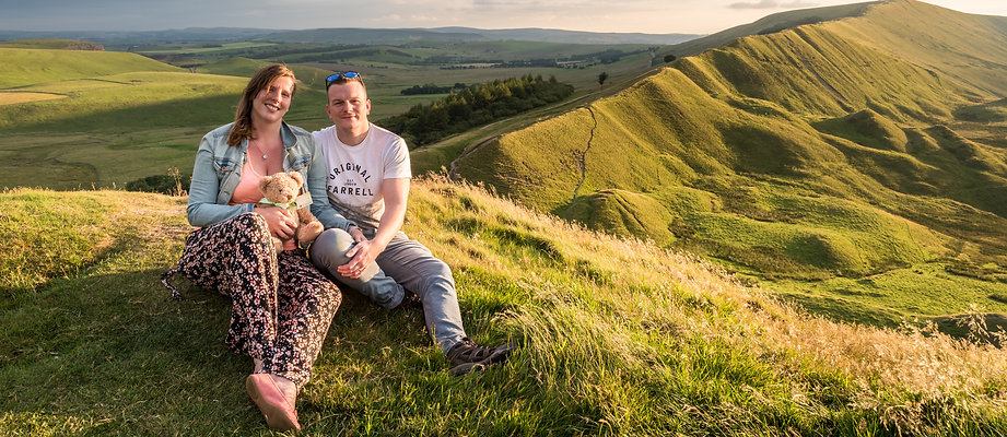 Portrait of Jason and Tracy Bould