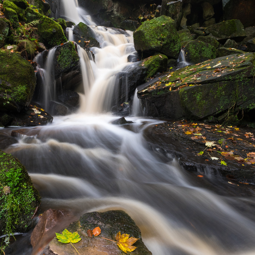 Lumsdale Falls 1