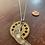 Thumbnail: Steampunk moon necklace