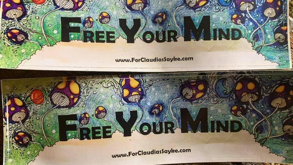 Free your mind stickers (3)