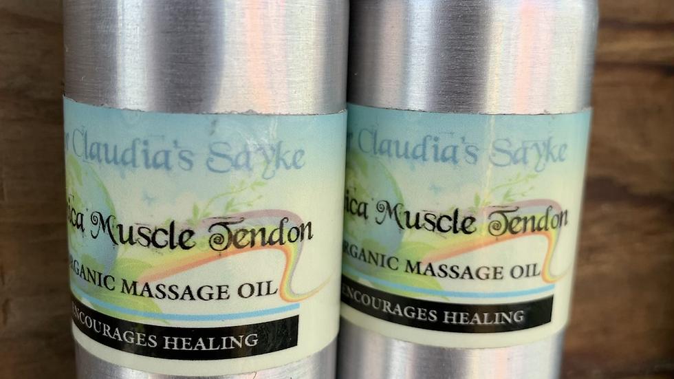 Arnica massage oil
