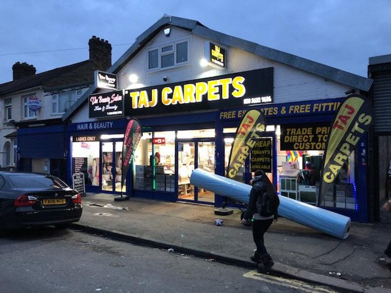 Taj Carpets Store