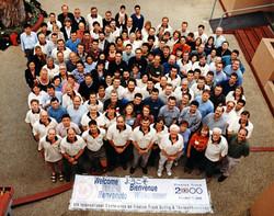 Fission Track Conference 2000, Lorne, Australia