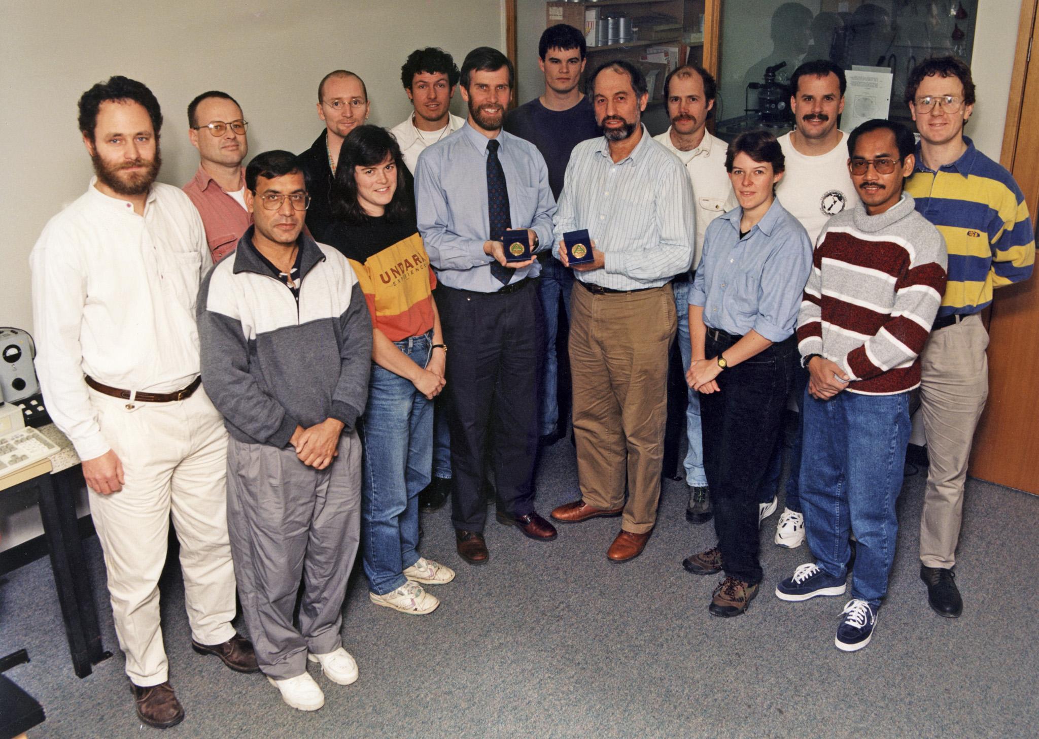La Trobe Fission Track Research Group 1997