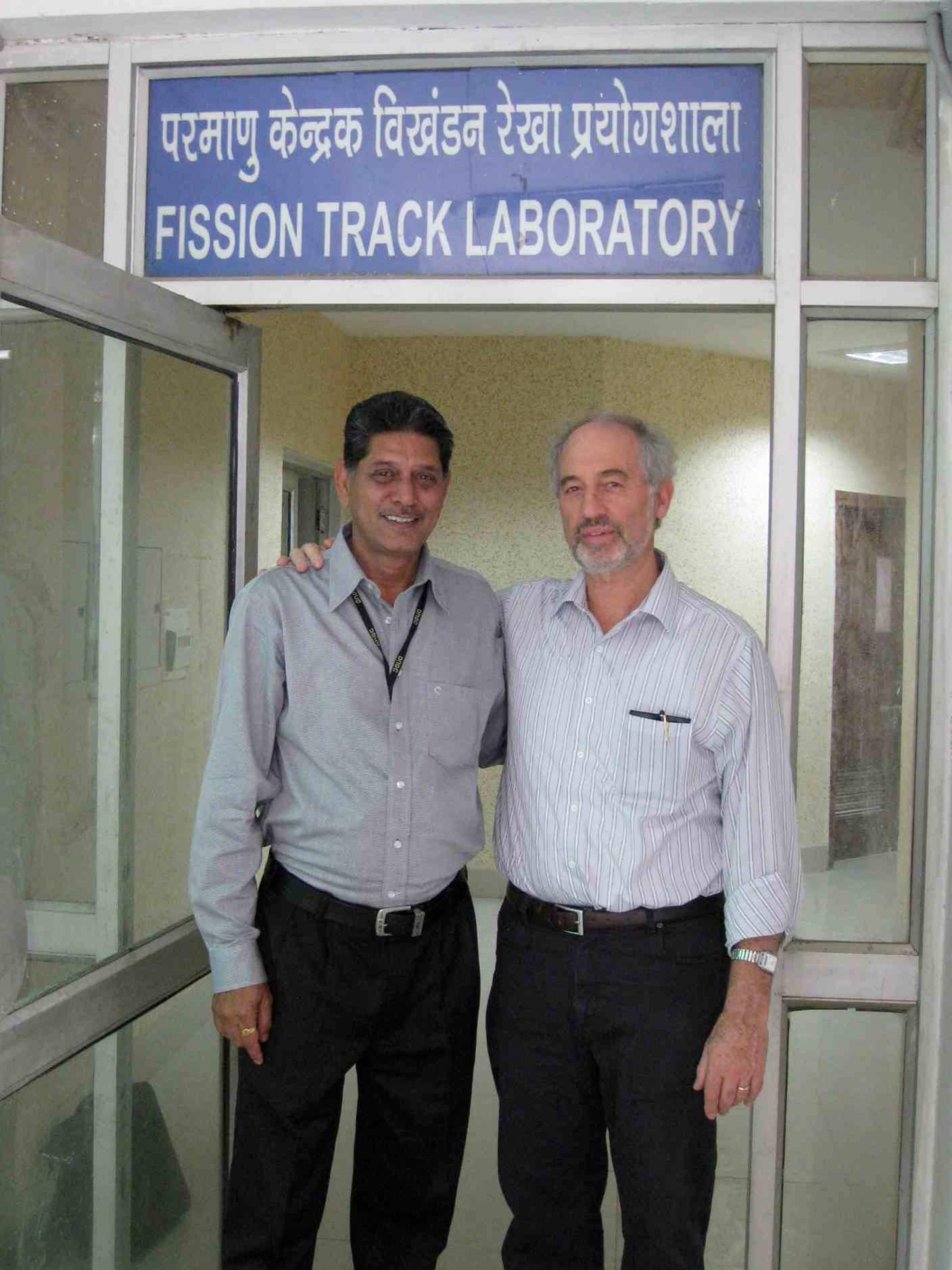 ONGC visit, 2010