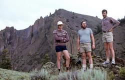 Geoff Laslett, Paul Green & Andy Gleadow