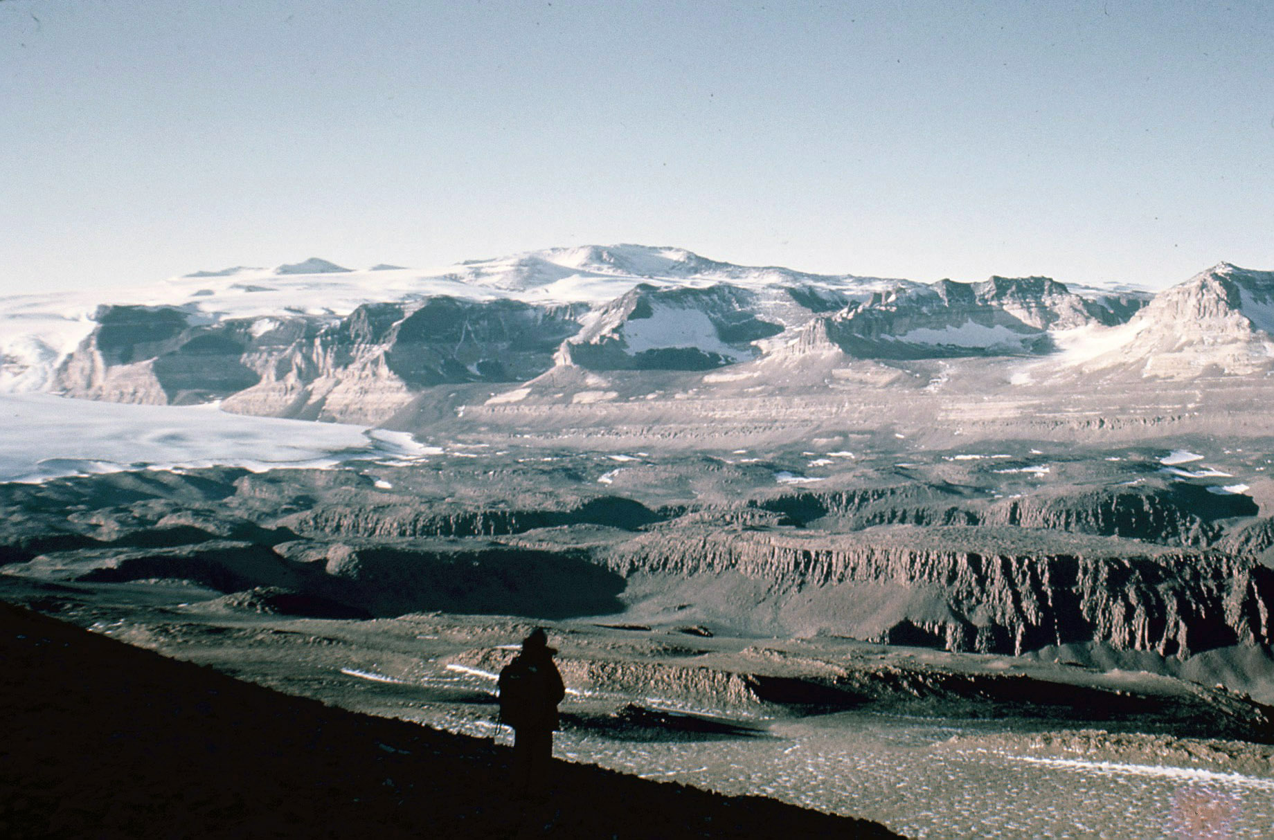 Dry Valleys area, Antarctica