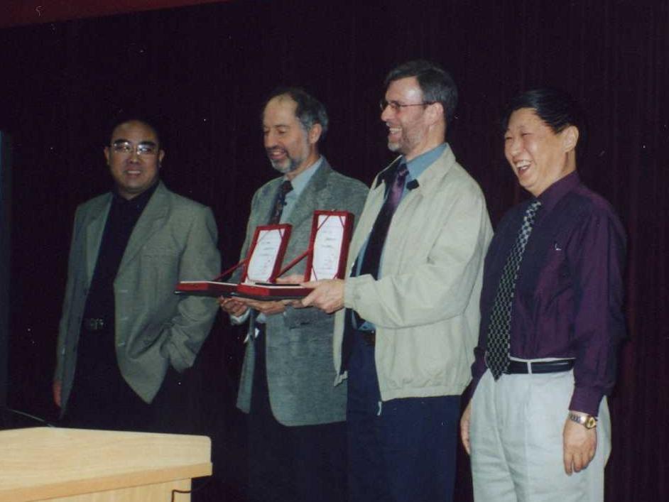 Xi'an Workshop 2002