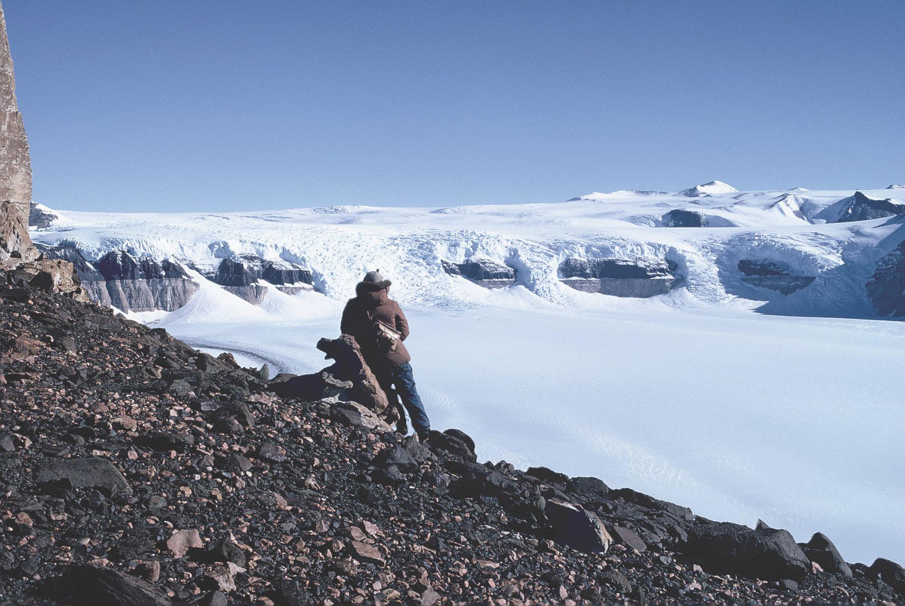 Dry Valley area, Antarctica