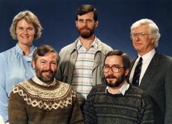 Geotrack Board 1987