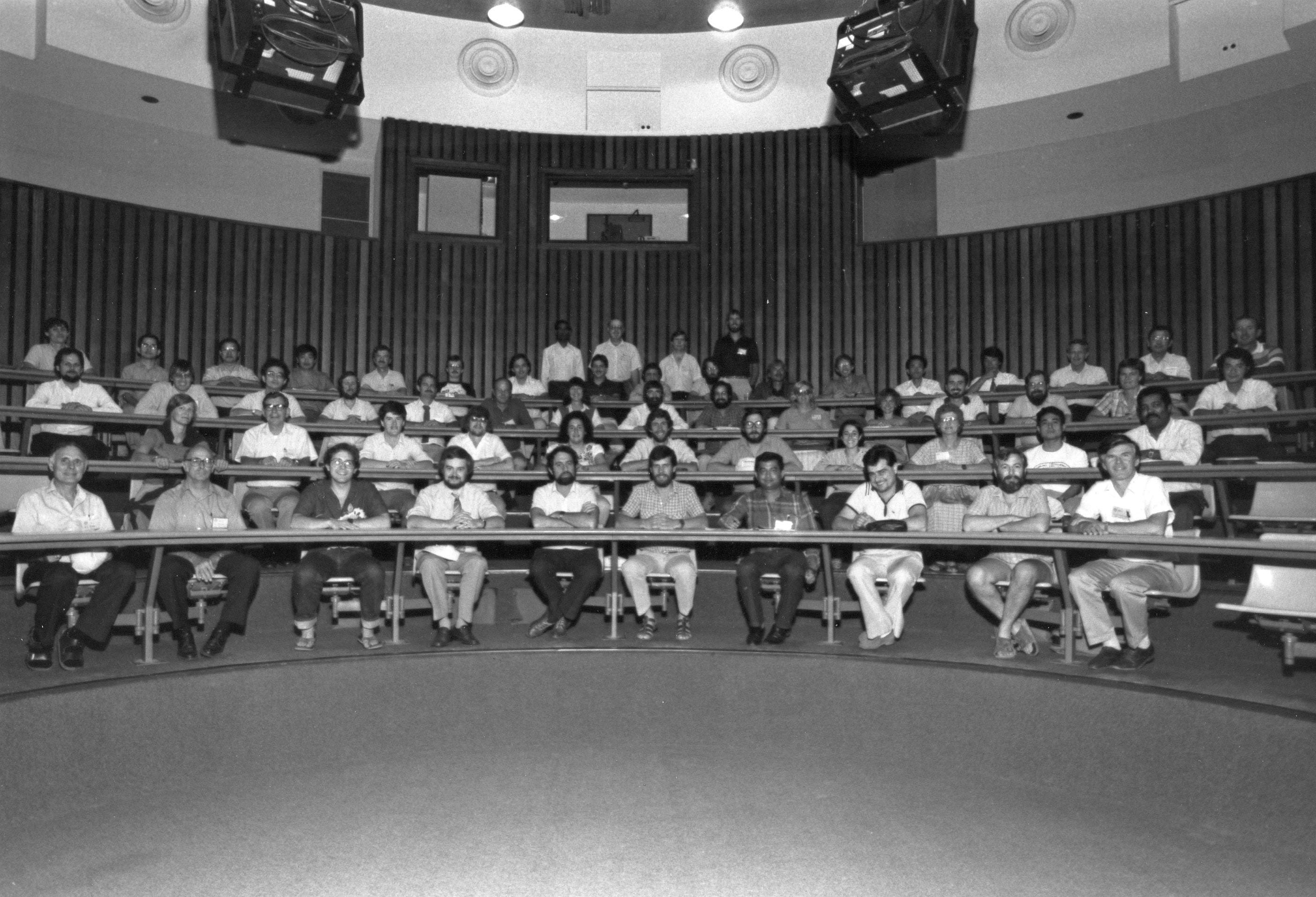 Fission Track Dating Conference 1984, Troy, NY Unites States