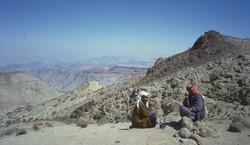 East Dead Sea rift shoulder, southwest Jordan