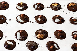 Chocolat et noix