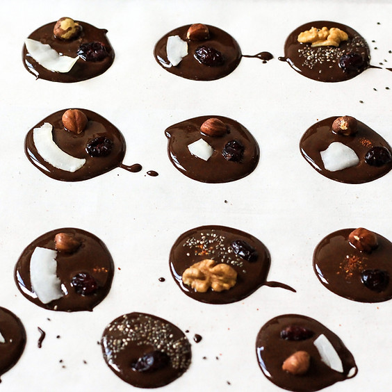 JOIN US FOR A PRIVATE CHOCOLATE TASTING
