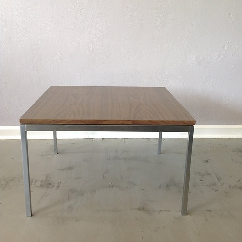Florence Knoll Side Table Chrome Base