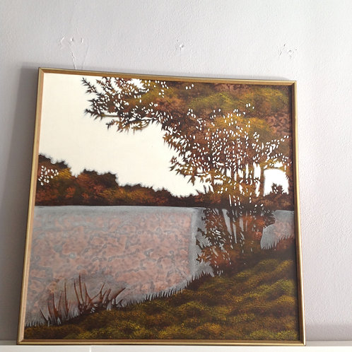 Painting by Taogaea / Eddie Powell Lake Front