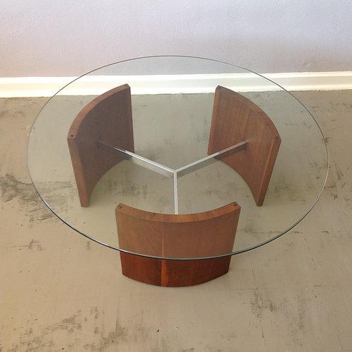 Radius Coffee Table by Vladimir Kagan