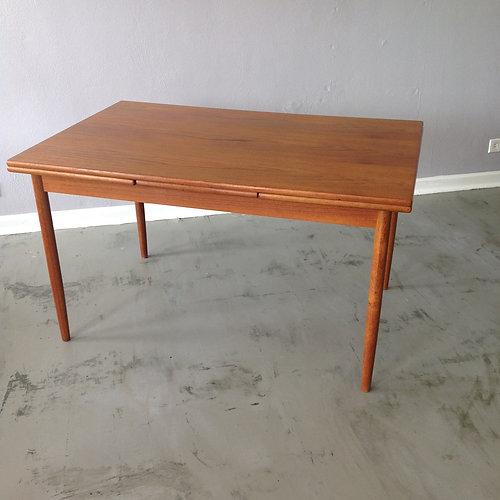 Teak Danish Extension Dining Table. Mid Century Modern Furniture St  Louis Missouri   Confluence