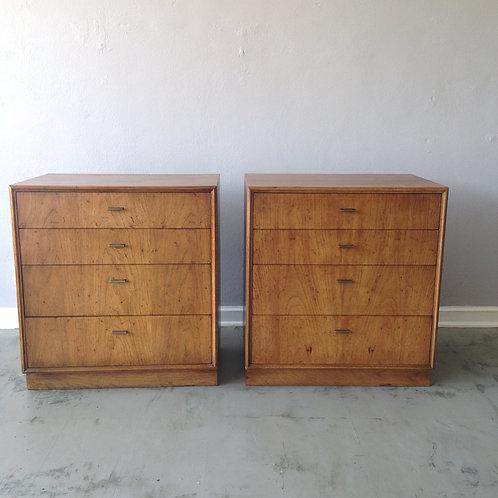 Small Dresser Pair / Nightstands