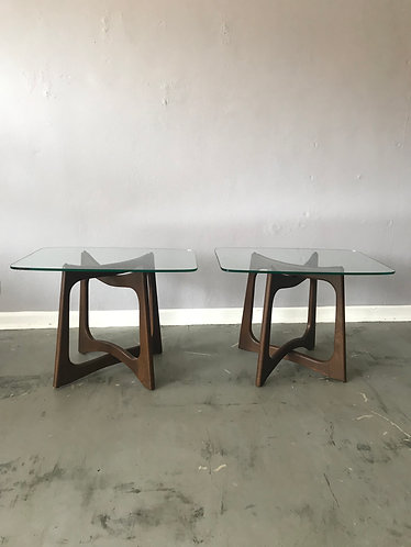 Pair of Adrian Pearsall Style Side Tables