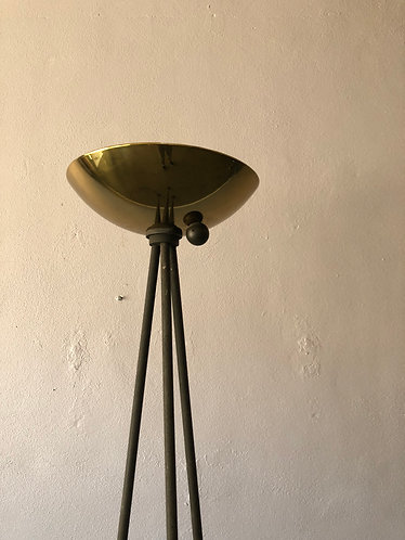 "Koch and Lowy ""Footsteps"" Torchiere Lamp"