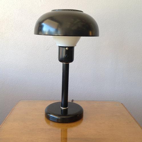 Black Lightolier Table Lamp