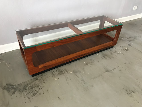 Brown and Saltman Style Coffee Table