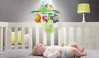 Baby Nursery Edinburgh Lothians Furniture Mobile Cot Distraction Sleeping Calm Alert Stop Sleep Diana Baker Photography