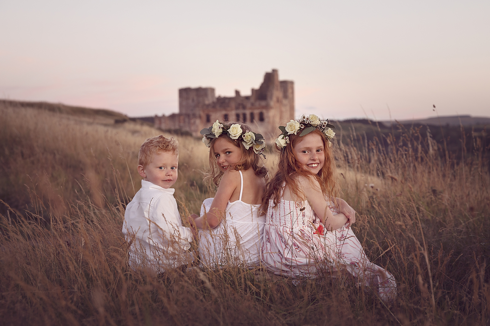 Edinburgh Baby Photographer Family D