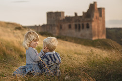 Edinburgh Family photographer photos Scotland Midlothian East Lothian West Lothian Fife Sunset Diana