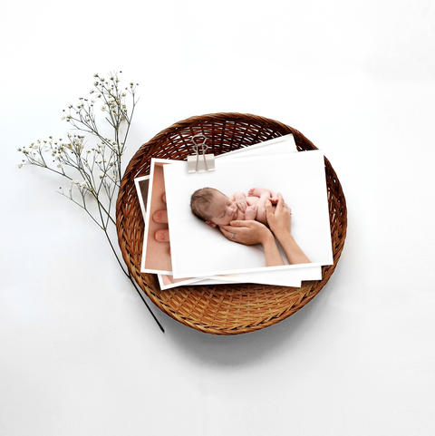 All your images printed in 5x7