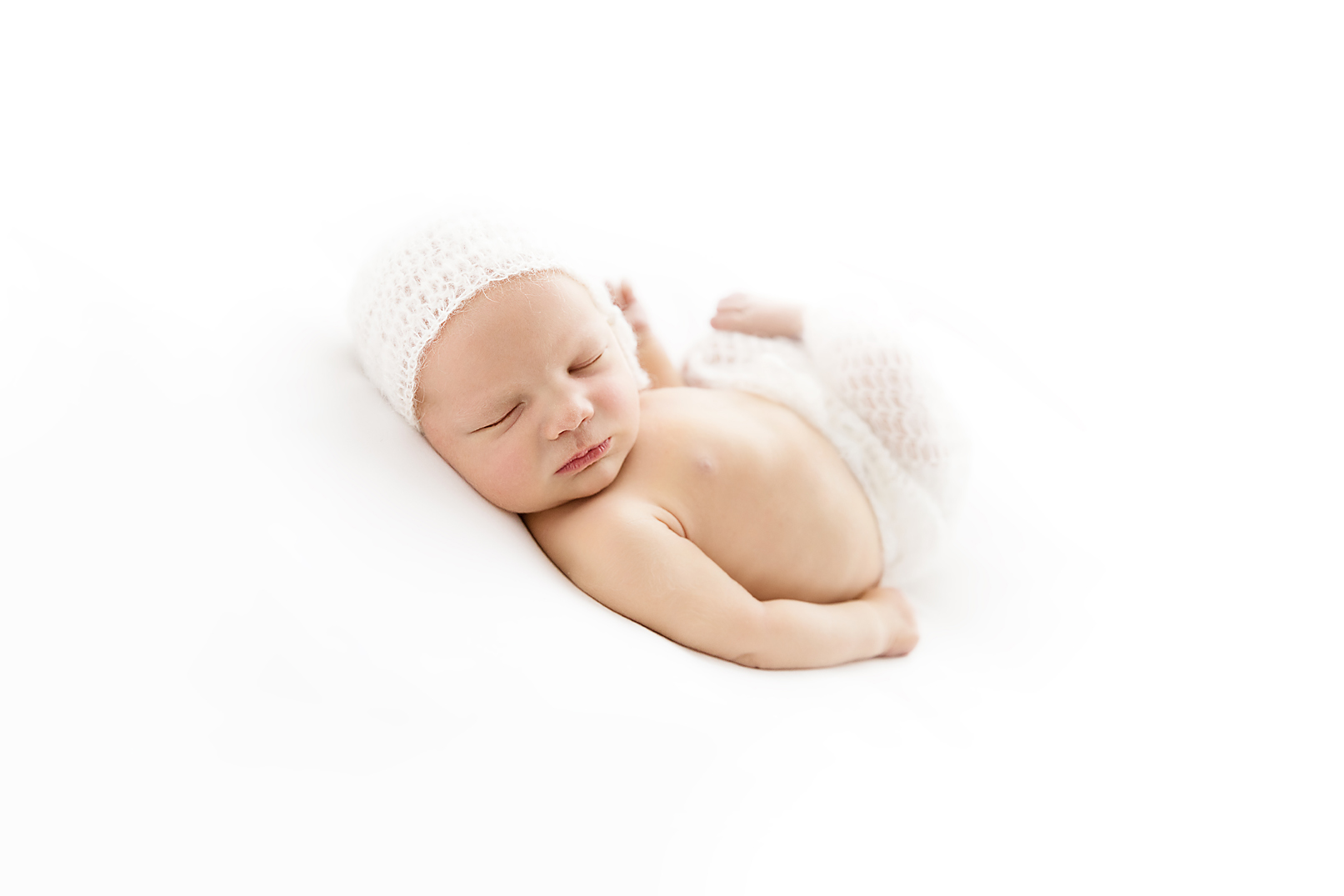 Newborn Baby Photographer Edinburgh