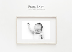 Edinburgh Newborn Baby Photographer Lothians Fife Scotland new born Diana Baker Photography
