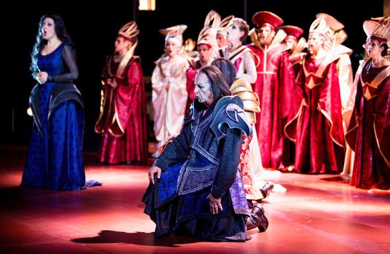 Macbeth - Opéra Royal de Wallonie 2018